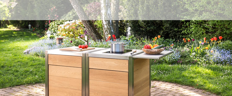 Mobile Küche von Wohnwert Design