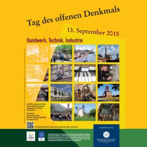 Denkmaltag 2015