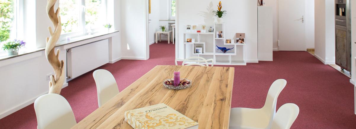 Büroräume von Wohnwert Innenarchitektur in Bergisch Gladbach