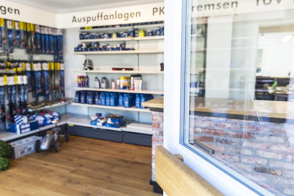 Eingang Ladenlokal