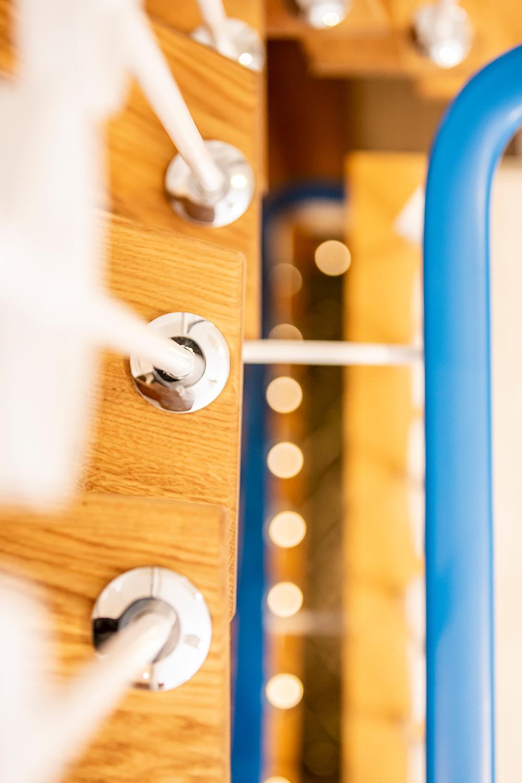 Detail Treppe Reihenhaus