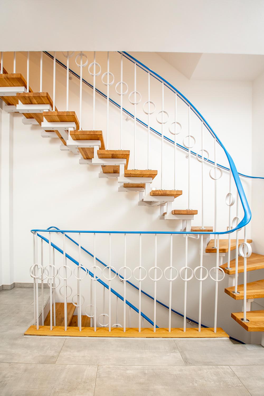 Treppe Reihenhaus