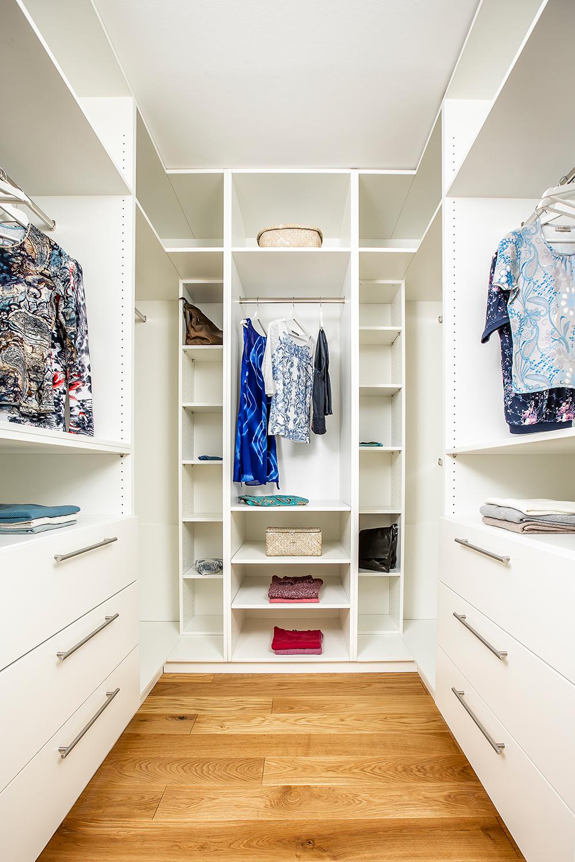 Begehbarer Kleiderschrank Reihenhaus